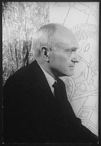 Philip Johnson - Carl Van Vechten (1880-1964)/LOC van.5a52190. Philip Johnson, Esq., April 10, 1963