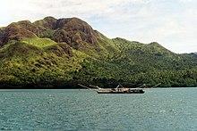 Fiŝistoj ĉe Mindanao