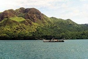 Fischer bei Mindanao