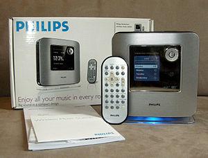 Streamium - Philips Streamium WAK3300