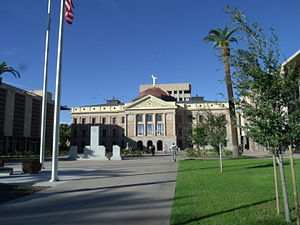 Arizona State Capitol - The Arizona State Capitol built in 1901 is now the Arizona State Capitol Museum.