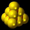 Phosphorus pentasulfide 3D spacefill.png
