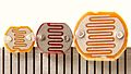Photoresistors - three sizes - mm scale.jpg