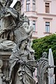 Piaristenkirche Maria Treu Wien 2014 42 Mariensäule.jpg