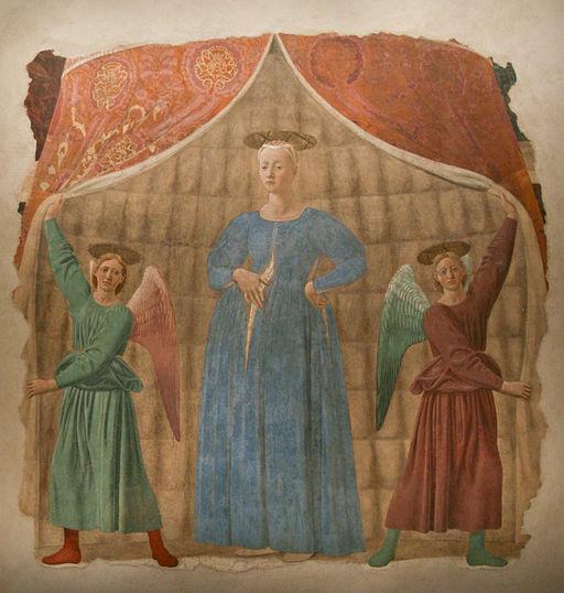 Piero della Francesca, Madonna del Parto