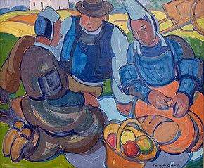Le casse-croûte en Bretagne