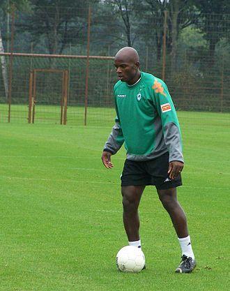 Pierre Womé - Womé with Werder Bremen in 2006