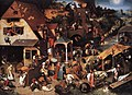 Pieter Bruegel the Elder - Netherlandish Proverbs - WGA3366.jpg