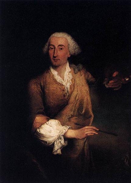 Francesco Guardi: Portrait Of Francesco Guardi