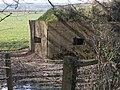 Pillbox at Morwick Farm - geograph.org.uk - 1805899.jpg