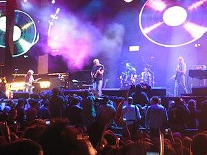 Pink Floyd live performances - Wikipedia