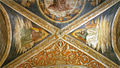 Pinturicchio, volta della cappella ponziani in santa cecilia in trastevere, 1485-1490 ca., 02.jpg