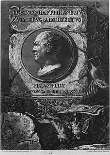 Giovanni Battista Piranesi Italian painter