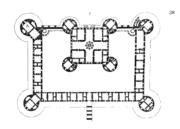 Plano del Castillo