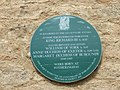 Plaque Erected By The Richard III Society - geograph.org.uk - 879560.jpg
