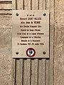 Plaque Jean de Vienne - rue de Besançon à Dole (Jura).JPG