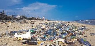 Plastic pollution - Plastic pollution in Ghana, 2018