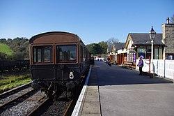 Platform, Bolton Abbey Station (6648849759).jpg