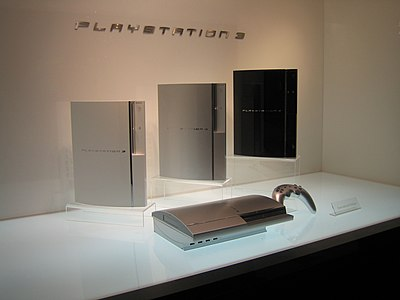 PlayStation 3 on display at Tokyo Game Show 20050918.jpg