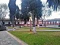 Plaza de San Francisco en Pátzcuaro, Michoacán 01.jpg