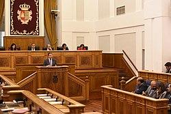 Pleno de las Cortes regionales (31219588138).jpg