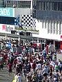 Podium celebration at the 2003 Hungarian Grand Prix (3).jpg