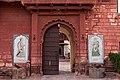 Pokhran-14-Door of the hotel-20131009.jpg
