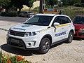 Polgárőrség, Suzuki, 2017 Bicske.jpg