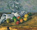 Pommes et Serviette 1879-80 Paul Cezanne.jpg