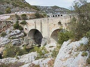 Pont du Diable, Hérault - Pont du Diable
