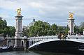 Pont Alexandre III, Paris 24 May 2014 002.jpg