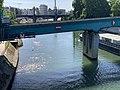 Pont ferroviaire Ligne 8 Métro Paris Maisons Alfort 2.jpg