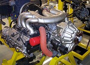 Porsche PFM 3200 - PFM 3200 on display