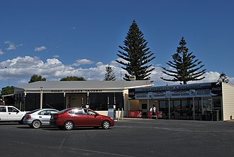 Port Hughes, South Australia - Port Hughes shops
