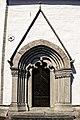 Portal sur da nave da igrexa de Ekeby.jpg