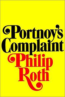<i>Portnoys Complaint</i> book by Philip Roth