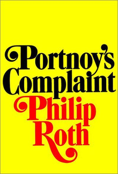 Picture of a book: Portnoy's Complaint