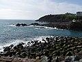 Portpatrick entrance to harbour - geograph.org.uk - 487869.jpg