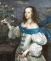 Porträtt, Grevinnan Beata Elisabeth von Königsmarck (förmodad) - Skoklosters slott - 88963.tif