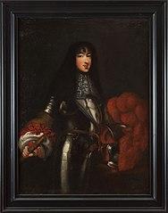 Portrait de Philippe de France, duc d'Orléans, dit Monsieur
