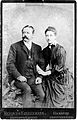 Portrait of unidentified couple. Wellcome L0020035.jpg