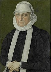 Portrait of a Woman, probably Anna Jagellonia, Queen of Poland