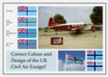 Possible Colours of the Civil Air Ensign of the United Kingdom.png