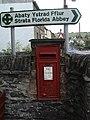 Post Box, Pontrhydfendigaid - geograph.org.uk - 15818.jpg