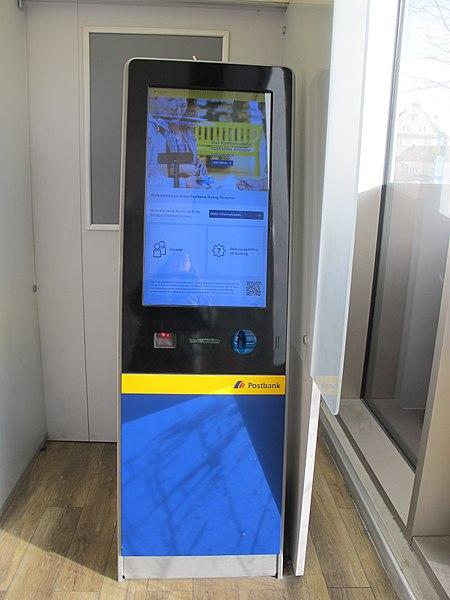 postbank pasing arcaden