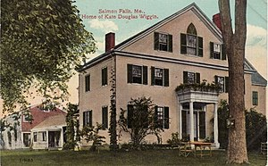 Hollis, Maine - Quillcote, c. 1916