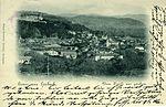 Postcard of Ljubljana from Tivoli 1900.jpg