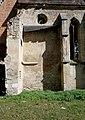 Pottendorf - Schloss, Kapelle Malerei.JPG