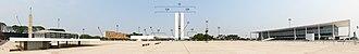 Praça dos Três Poderes - Image: Praça 3 Poderes Brasília panorama labeled