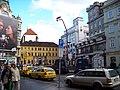 Praha, Jungmannovo náměstí, z Národní (01).jpg